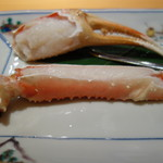 海老亭別館 いきいき亭 - 焼き蟹