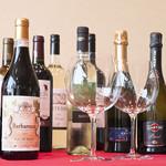 レストランREGINA - ワイン好き必見。「バイ ザグラス プロモーション」開催中。