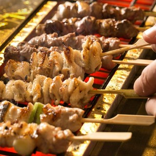 浜松町で一番美味しい焼鳥を目指して