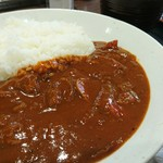 肉屋食堂 たけうち - ハヤシライス 550円