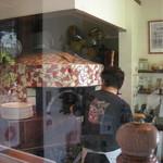 イタリア食堂 MARIA - 専用窯