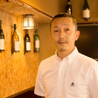 川越浩一郎氏(カワゴエコウイチロウ)―独学で生み出した鳥料理