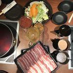 しゃぶ八 なべ五郎 - 料理写真: