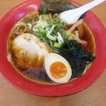 まる宮商店 - 料理写真:まるみや正油ラ-メン
