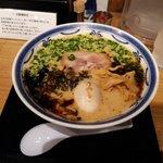 78189001 - 鶏白湯ラーメン