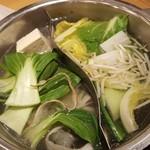 鍋専門店 籠菜 -