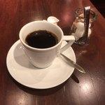78190804 - 食後のコーヒー。