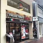 イタリアントマトカフェジュニア - お店外観