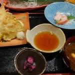 紀州さかなや - 天ぷら定食