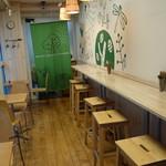 フロレスタ - カフェスペース