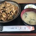 食堂 高田屋 - チャップ丼