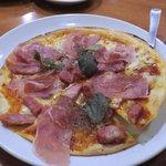 いちげん - 肉好きピザ
