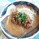 シコシコ - 坦々麺大盛激辛