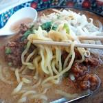 シコシコ - 麺アップ