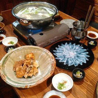 寒い季節にピッタリの鍋宴会