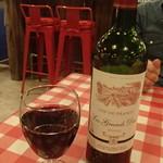 フィンガーズ - 赤ワイン