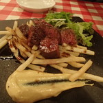 フィンガーズ - 牛ハラミステーキ