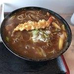 松坂屋 - 料理写真:カレー南蛮そば(¥700)