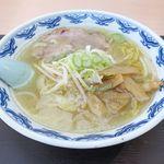 えぞっこ - 料理写真:しおラーメン(648円)