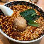 寿限無 担々麺 - 酸辣麺
