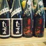 佳酒旬肴 のすけ - ドリンク写真:(日本酒)たかちよ