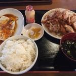 78195153 - 出てきた油淋鶏定食
