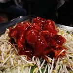 韓国飲食店ドヤジ屋 - 辛さもなかなかで大満足