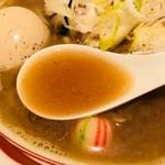 ふるめん - 無化調の煮干スープ!