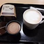 スターバックス・コーヒー - チョコレートプリン 本日のコーヒー