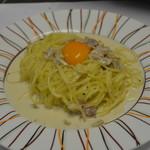 カフェレストラン・ロア - カルボナーラ