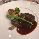 risutoranteshoutwuenthifa-suto - 牛フィレ肉ロースト