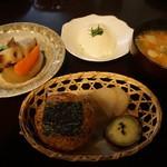 ゆず 沢の茶屋 - 料理写真: