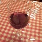 """782361 - 野田阪神・下町のフレンチ""""ビストロかたおか""""ランチのコーヒーを赤ワインにチェンジ"""