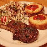 南太平洋 - ラムチョップロースステーキ