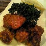 やきとり かこ - 鶏の唐揚げ