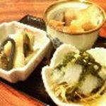 七ふく神 - コースの前菜(1人前)