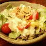 七ふく神 - コースのふぐサラダ(1人前)