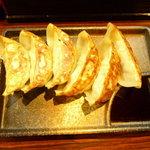 麺王者 井岡亭 - 餃子