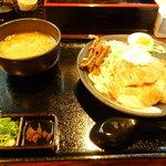 麺王者 井岡亭 - つけ麺