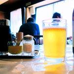 煉瓦亭 - ビールが一番搾りに!