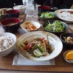 健康スポーツ食堂 アスリートテーブル - 料理写真: