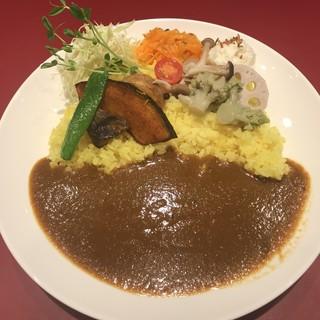 無添加×野菜カレー