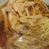 宗家一条流 がんこラーメン十八代目 - 料理写真:醤油ネギ油♪