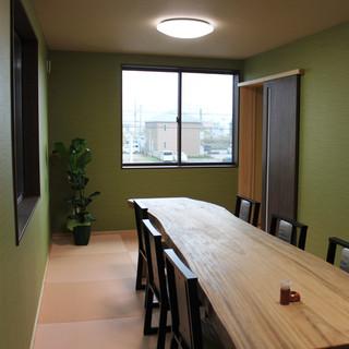 2階テーブル席(1室)