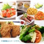 レストラン クロワッサン - パーティーコース2,000円