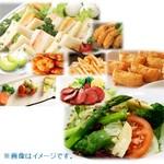 レストラン クロワッサン - パーティーコース3,000円