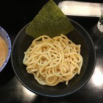 つけ麺専門店 二天一流 - 極太麺(冷盛り)