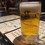 ITALIAN×SPANISH グラニタ - 生ビール