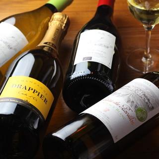 <ワイン・サワーetc…>多彩なドリンクを豊富にご用意○