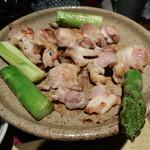 Shirakawa - 名古屋コーチン塩焼き